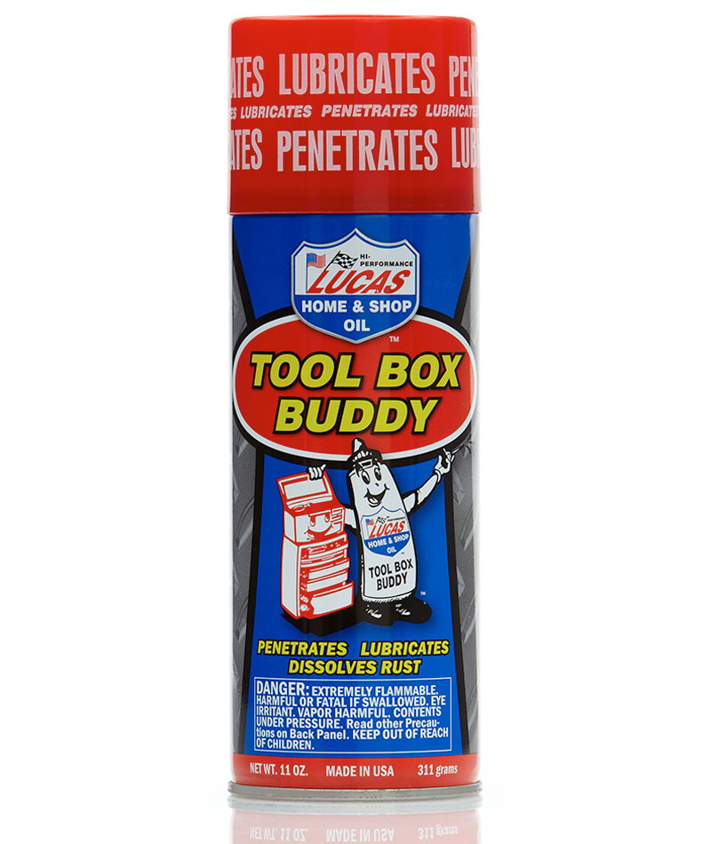 Lucas oil Tool box buddy