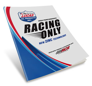 Lucas oil Racing Only katalog